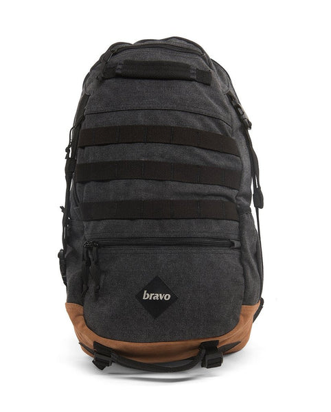 Bravo - Foxtrot Block II - Washed Canvas Black