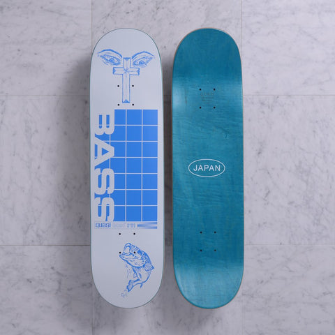 Quasi - Bass White Deck - 8.25""