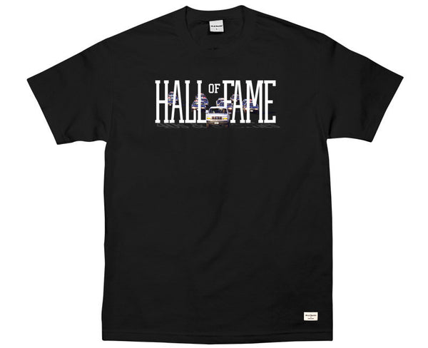 40s & Shorties - 40s X Hall of Fame Bronco T-shirt - Black
