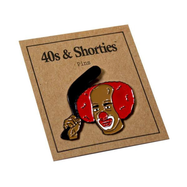 40s & Shorties - Homie Pin