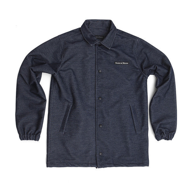 Raised by Wolves - Nepean Coaches Jacket - Denim