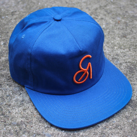 COA Brooklyn - Stadium Cap - Royal Blue