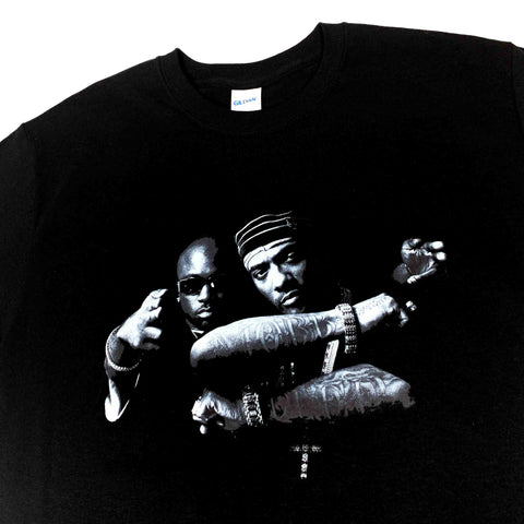 COA Brooklyn - Mobb Deep by JC Tee - Black