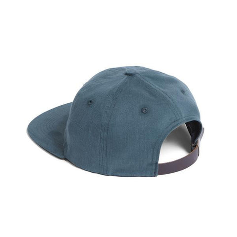 Raised by Wolves - Gothic Polo Cap - Mallard Brushed Twill