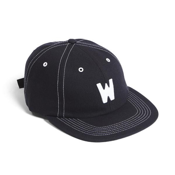Raised by Wolves - Jarry Polo Cap - Black