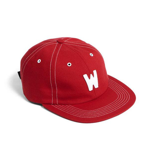 Raised by Wolves - Jarry Polo Cap - Red