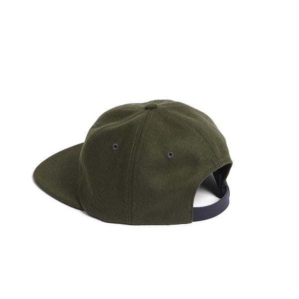 Raised by Wolves - Raised Polo Cap - Olive