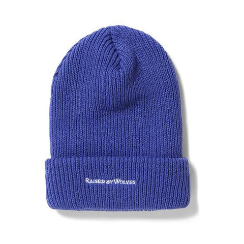 Raised by Wolves - Ranger Watch Beanie - Purple
