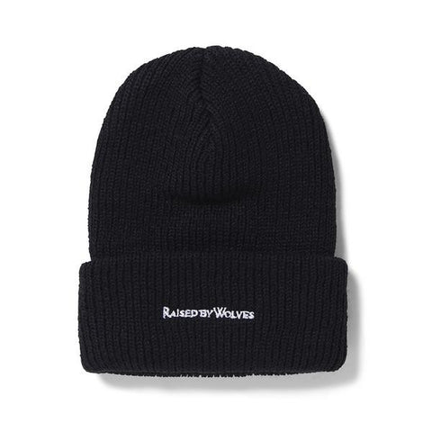 Raised by Wolves - Ranger Watch Beanie - Black