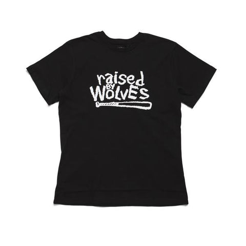 Raised by Wolves - Nature Tee - Black
