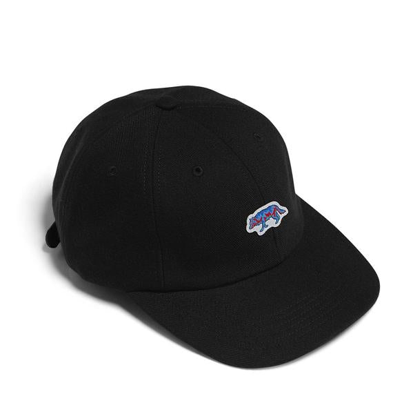 Raised by Wolves - Geowulf Polo Cap - Black