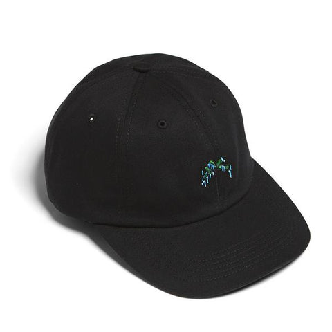 Raised by Wolves - Palm Polo Cap - Black