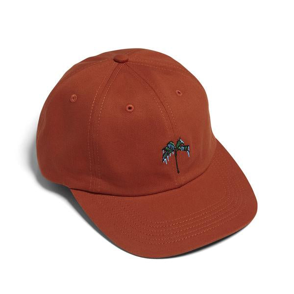Raised by Wolves - Palm Polo Cap - Orange