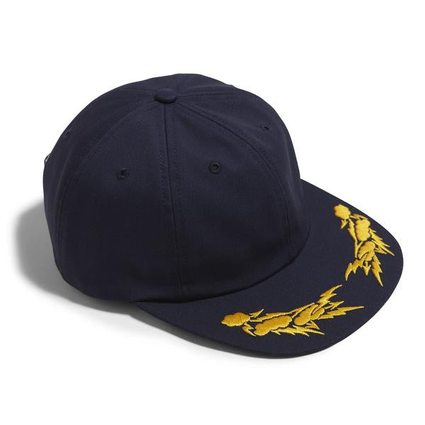 Raised by Wolves - Death From Above Polo Cap - Navy Twill