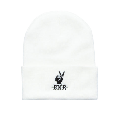 Born X Raised - Soverign Beanie - White