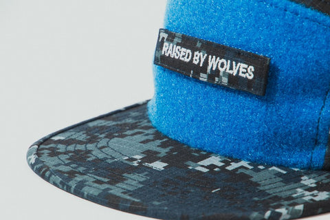 Raised by Wolves - Juno Camp Cap - Usn/Blue