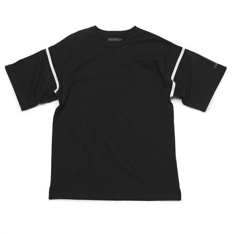 Raised by Wolves - Richardson Football Shirt - Black