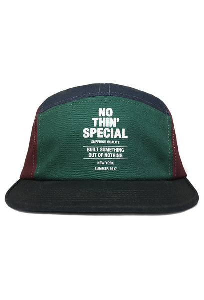 Nothin' Special - Logo Camp Cap - Multi