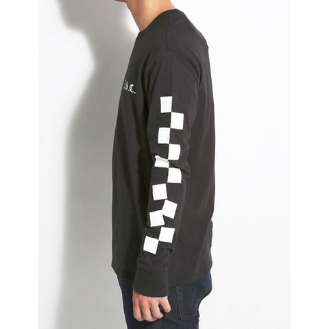 Levi's Skateboarding - Graphic L/S Tee - Jet Black