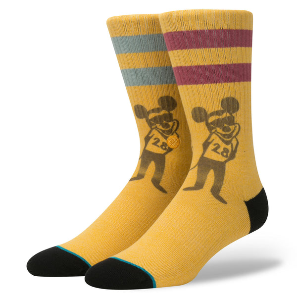 "Stance - Russ Pope ""Mickey"" - Gold"