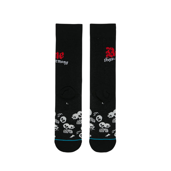 Stance - Bone Thugs Socks - Black