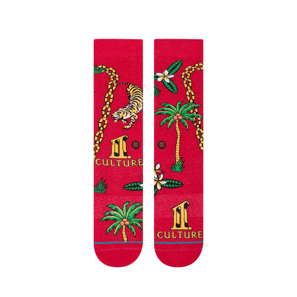Stance - Migos Socks - Red
