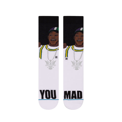 Stance - You Mad Socks - Black
