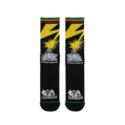 Stance - Bad Brains socks - Black