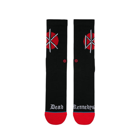 Stance - Dead Kennedy's Socks - Black