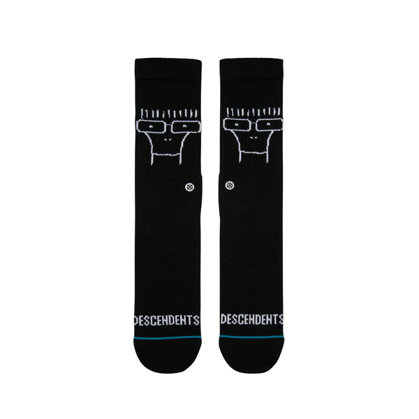 Stance - Descendents Socks - Black