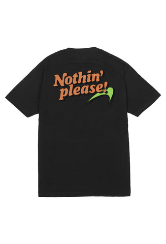 Nothin' Special - Nothin' Please Pocket Tee - Black