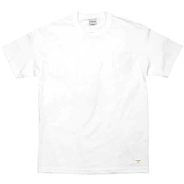 40s & Shorties - No Virgin 2 Tee - White