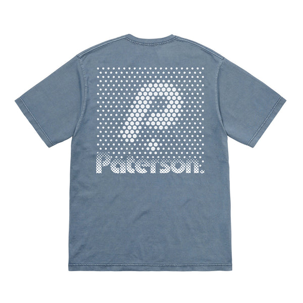 COA Brooklyn - Paterson Anniversary Collaboration Tee - Heather Navy