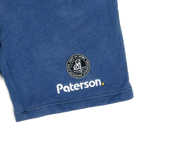 COA Brooklyn - Paterson Anniversary Collaboration Shorts - Heather Navy