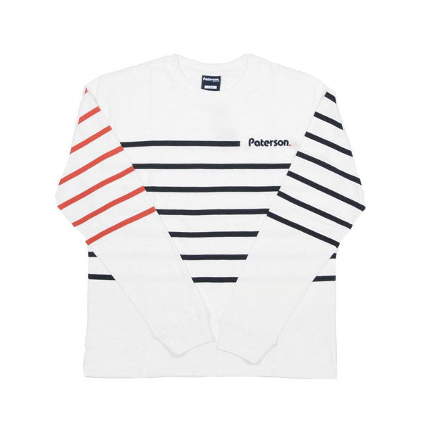 Paterson - Sideline L/S Knit Shirt - White