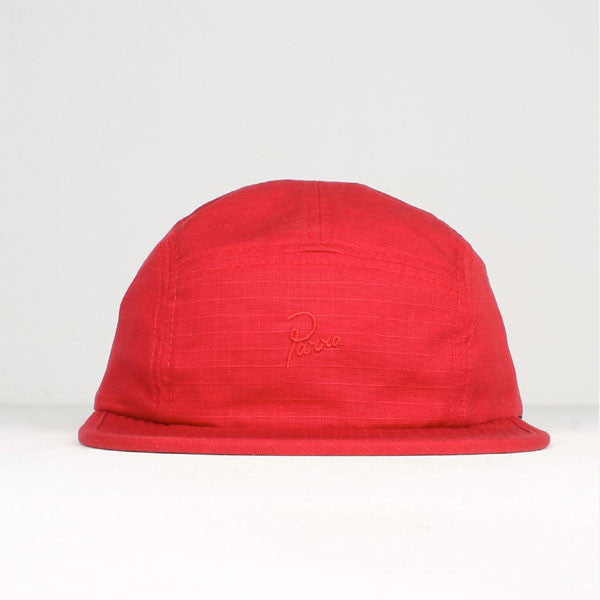 By Parra - Parra Signature 5 Panel Volley Hat - Red