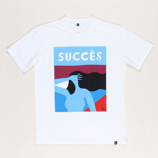 By Parra - Succes T-shirt - White