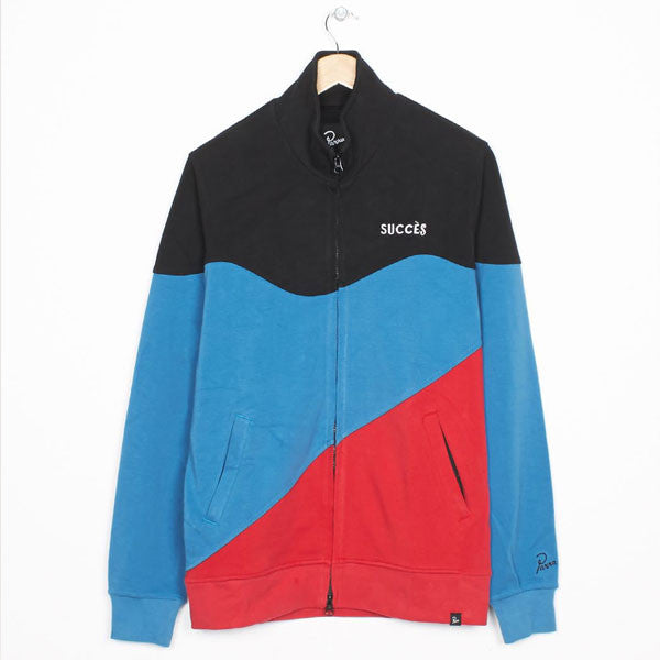 By Parra - Succes Track Top - Black/Blue/Red