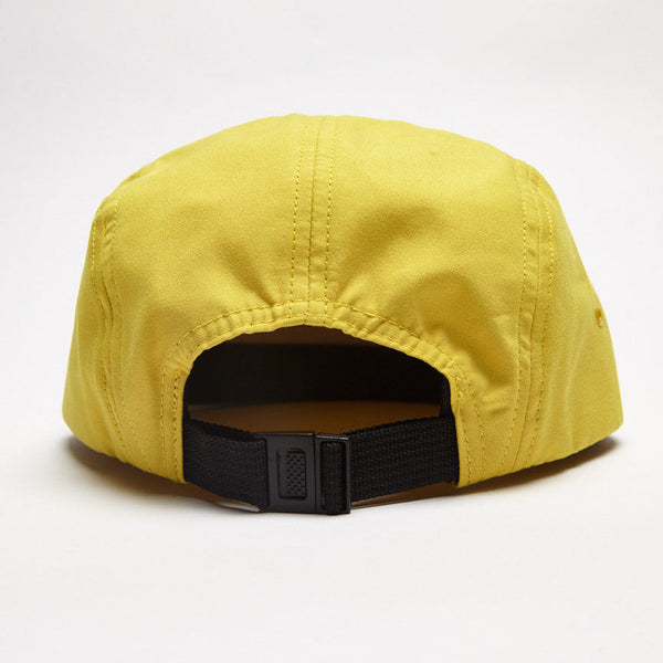 Paterson - ENOC 5 Panel Cap - Yellow