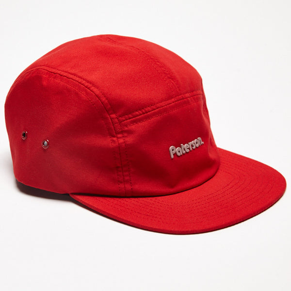 Paterson - ENOC 5 Panel Cap - Red