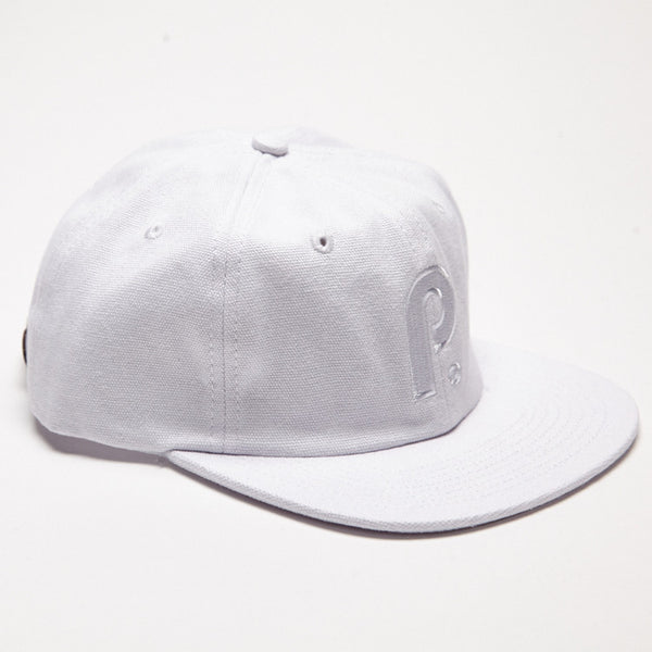 Paterson - Club Hat - White