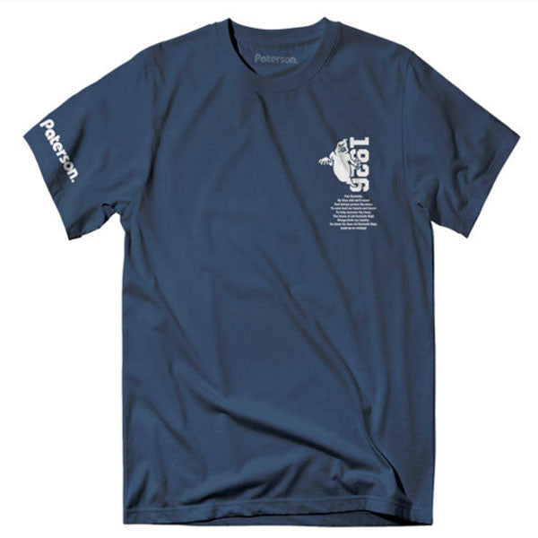 Paterson - Ghost Town Tee - Navy