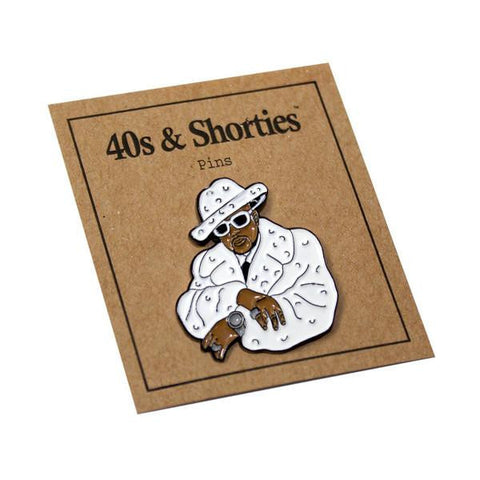 40s & Shorties - Sweet Jones Pin