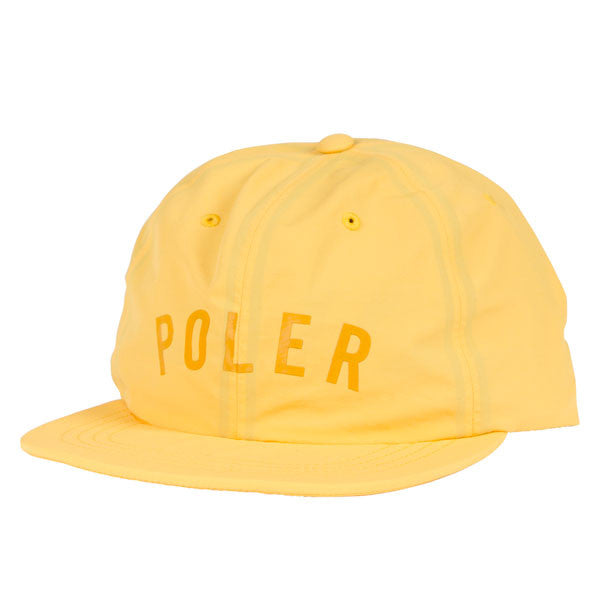 Poler - Taped Seams Nylon Floppy - Mustard