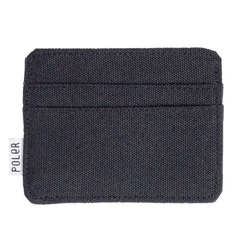 Poler - Card Holder - Black