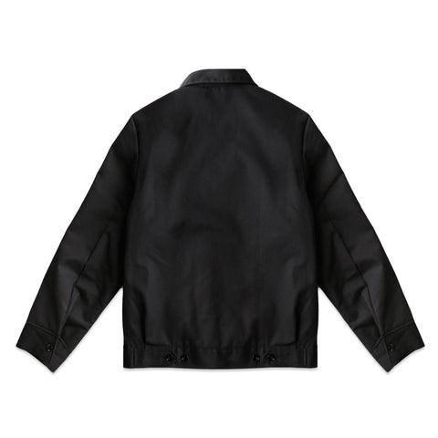 Psychic Hearts - Dickies Eat Me Jacket - Noir