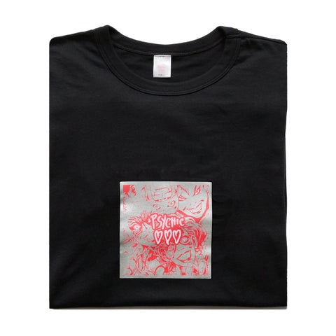 Psychic Hearts - Hounds of Love T-Shirt - Noir