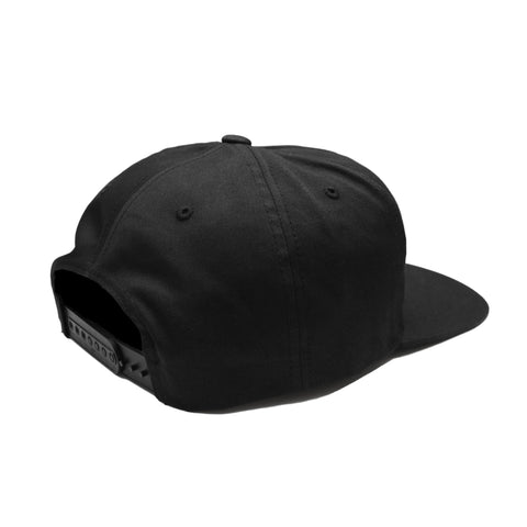 Psychic Hearts - Society is a Hole Snapback - Noir