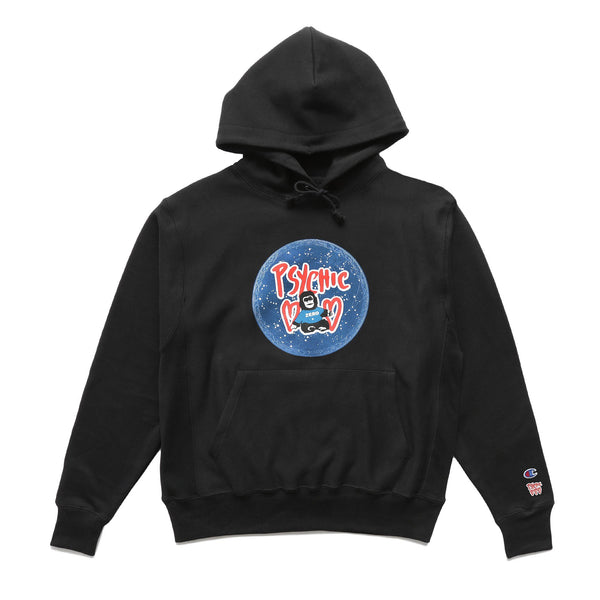 Psychic Hearts - Champion Jellybelly Pullover - Noir