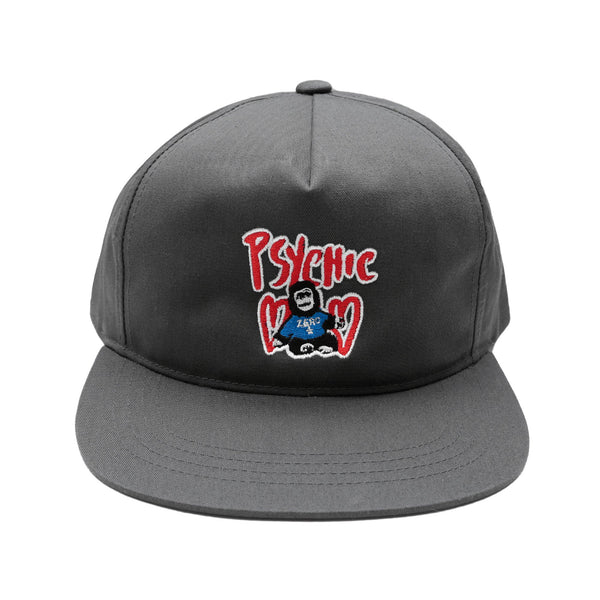 Psychic Hearts - Jellybelly Snapback - Grey